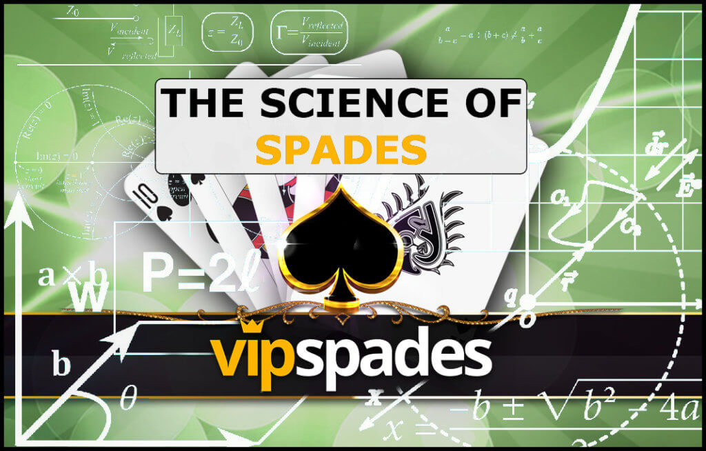 The science behind a game of spades is all in the numbers