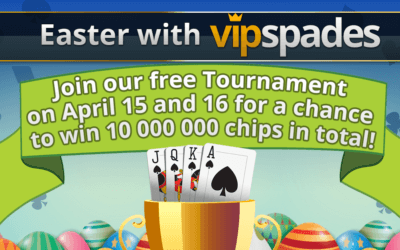 Easter With VIP Spades – origins of the holiday and special tournament