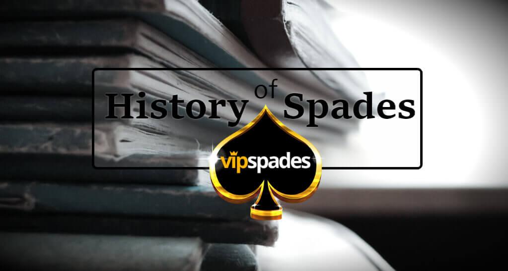 history of spades