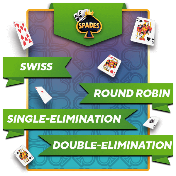 types of card tournaments