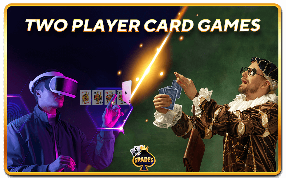 card games for 2 players