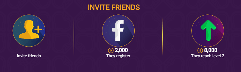 Facebook Friend Invite bonus