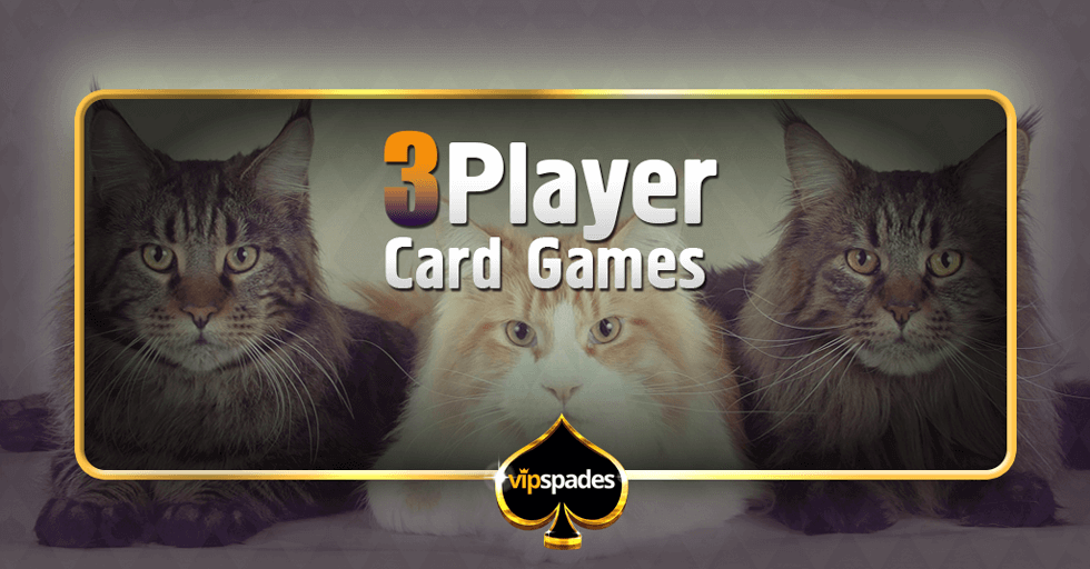 3 Player Card Games
