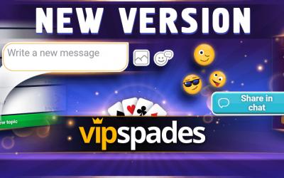 VIP Spades 3.6.1 – New Version
