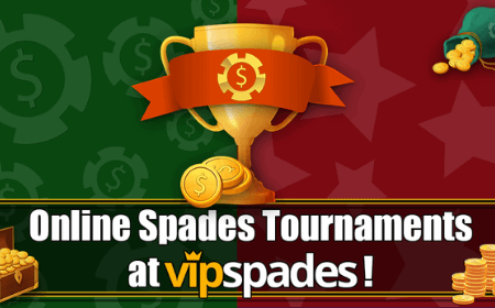online spades tournaments