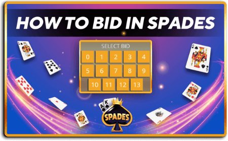 spades bidding