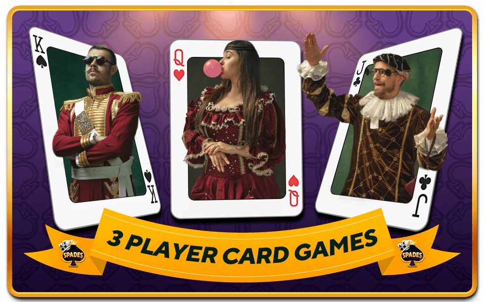 card games for 3 players