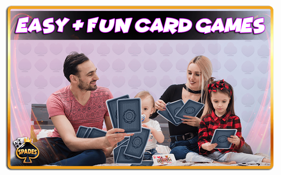easy and fun card games