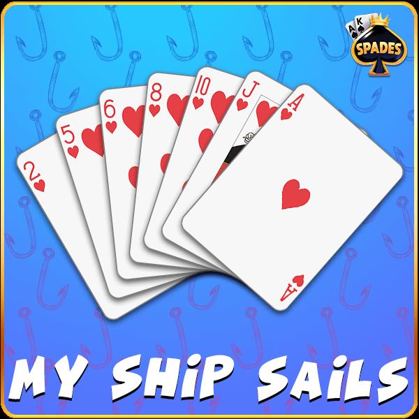 my ship sails game